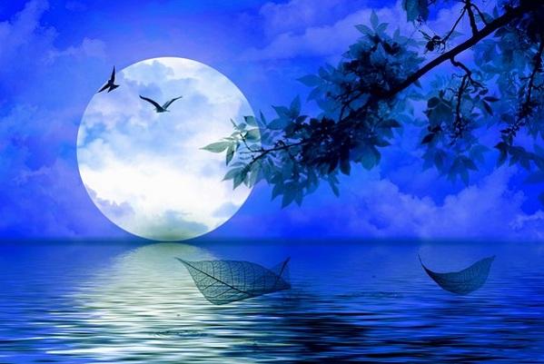 luna v astrologii