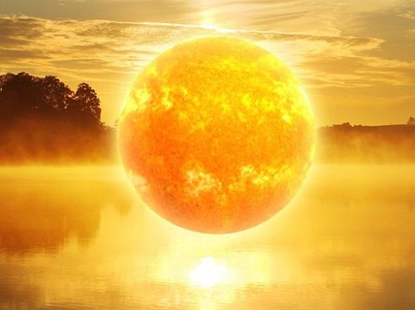 солнце в натальной карте